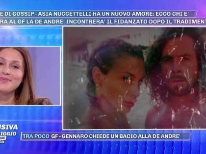 """Asia Nuccetelli: """"Le nozze con Gianfranco? Non è andata come volevo"""""""