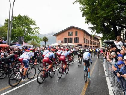 Giro d'Italia, 16a tappa: trionfa Ciccone sul Mortirolo. Carapaz resiste in Rosa