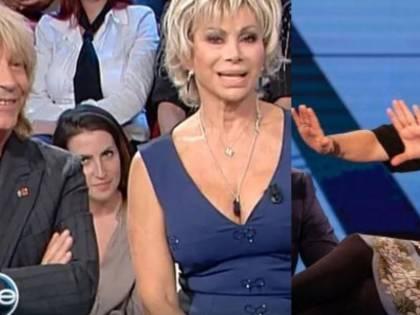 """Vieni da Me, la stoccata di Carmen Russo a Luciana Littizzetto: """"Non è bello fare satira sulla maternità a 54 anni"""""""