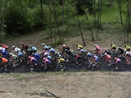 Giro d'Italia, 18a tappa: vince a sorpresa Cima. Tutto aperto per la vittoria finale