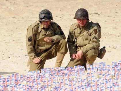 Quei figli del D-Day. I volti e i racconti di chi vide la luce nel giorno più lungo