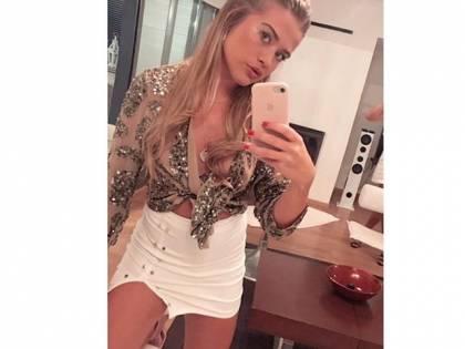 Sofia Calzetti incanta su Instagram: gli scatti di lady Aguero
