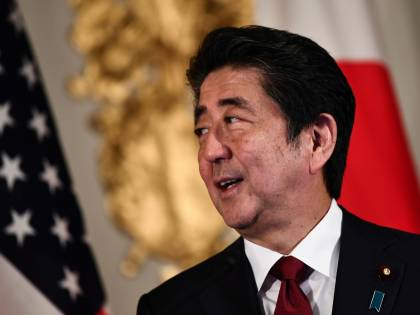 Il Giappone blinda lo spazio: Abe annuncia le Space Force