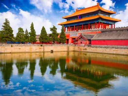 Tour della Cina