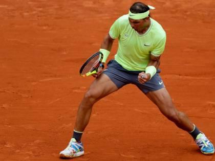 Quei maestri da superare. I baby azzurri a lezione da Djokovic & Nadal