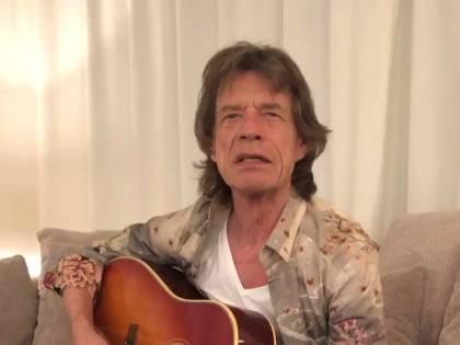 """Mick Jagger dopo l'intervento al cuore: """"Torno in tour, mi sento molto bene"""""""
