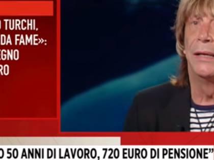 """Enzo Paolo Turchi confessa: """"Per ballare, ho fatto anche le pulizie"""""""
