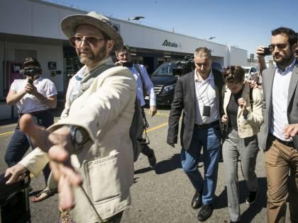 Amanda Knox atterra a Milano: il ritorno in Italia