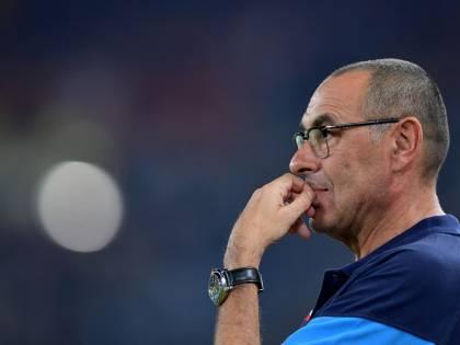 """Ferlaino punge Sarri: """"Da sempre contro la Juventus e oggi ne è l'allenatore"""""""