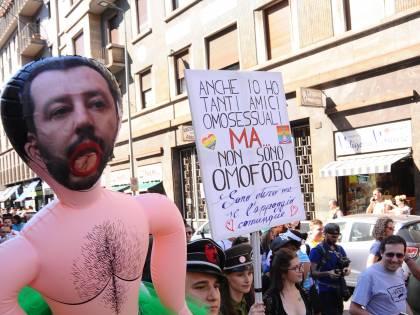 """Il consigliere gay della Lega: """"Le parate arcobaleno? Solo propaganda politica"""""""