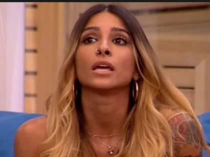 """Gf, Erica ha chiuso con Gaetano: """"La roba che ha detto non mi è piaciuta"""""""