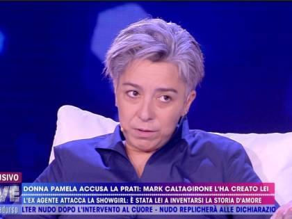 """Pamela Perricciolo accusa la Prati: """"Le ho retto il gioco, sapeva che Mark non esiste"""""""