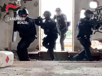 Guerra tra bande in Brianza: 12 arresti nella Gomorra nordafricana