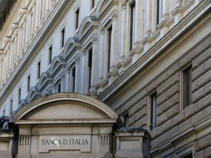 Bankitalia: più risorse dal governo