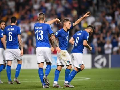 Europei under 21, l'Italia supera 3-1 il Belgio: la qualificazione è ancora in bilico