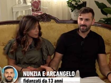 Temptation Island, anticipazioni seconda puntata: Nunzia lascia Arcangelo?