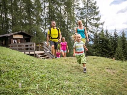 MontagnaAnimata, l'estate è da fiaba in Val di Fiemme