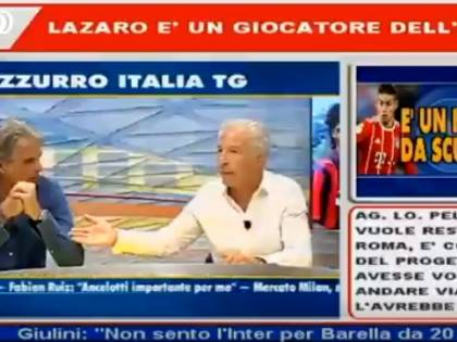 """La gaffe dell'opinionista: """"Alla Juve vedrei bene Astori"""""""