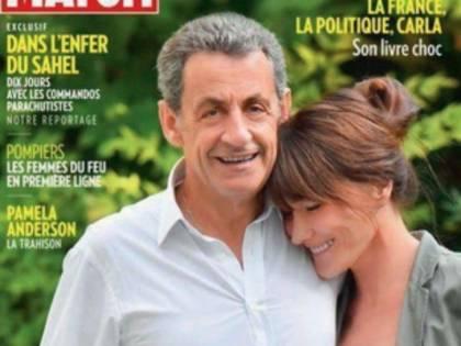 Carla Bruni ha trovato il vero amore accanto a Nicolas Sarkozy