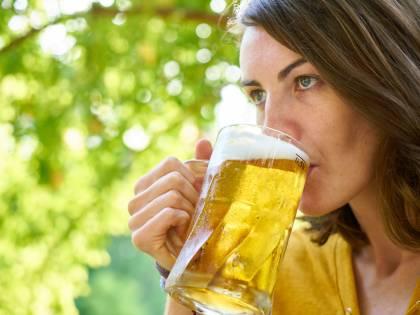 Donne: rinunciare all'alcol migliora la salute mentale