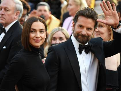 Irina Shayk ha dimenticato Bradley Cooper?