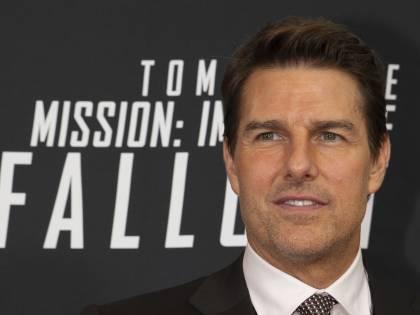 """""""Se vi rivedo un'altra volta così..."""" Tom Cruise perde la testa sul set"""