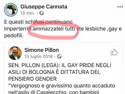 Vercelli, la diocesi condanna le frasi sui gay di Cannata