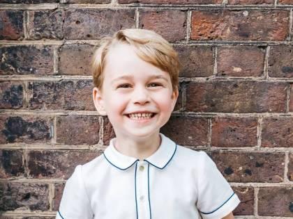 Il principe George sarà protagonista di una nuova serie animata