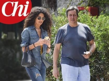 Tronchetti addio, Afef si risposa con il manager Dal Bono