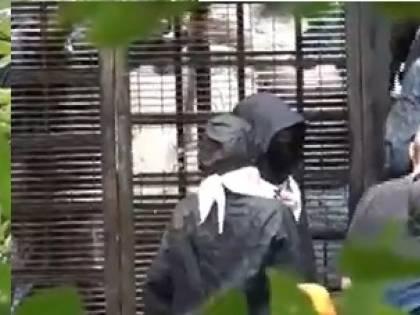 Tensioni alla marcia No Tav: sassi agli agenti: 40 denunce