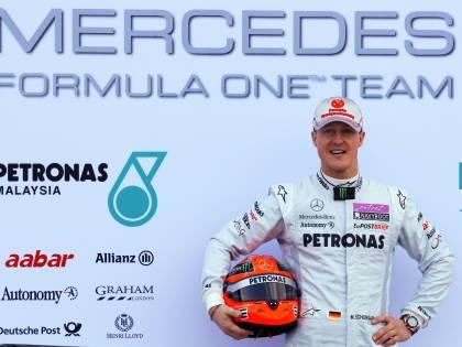 Formula 1, Schumacher continua a lottare. Jean Todt ha visto il GP con lui