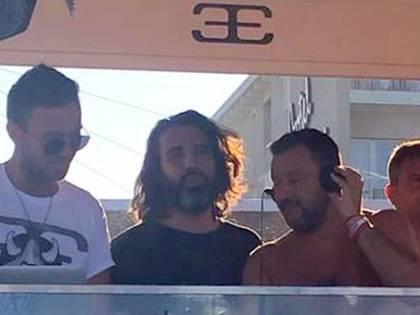 Salvini in console al Papeete Beach di Milano Marittima