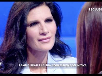 """""""Ora sono una donna libera"""". Pamela Prati torna a vivere dopo il """"Pratigate"""""""