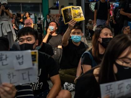Hong Kong, la protesta contagia gli studenti cinesi all'estero