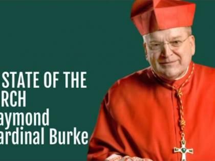 """Il cardinale Burke: """"Il papato non può essere rivoluzionario"""""""