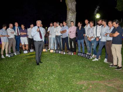 Addio a Umberto Quintavalle, patron dell'HC Milano Quanta