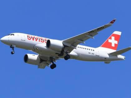 Fumo in cabina: paura sul volo Zurigo-Roma