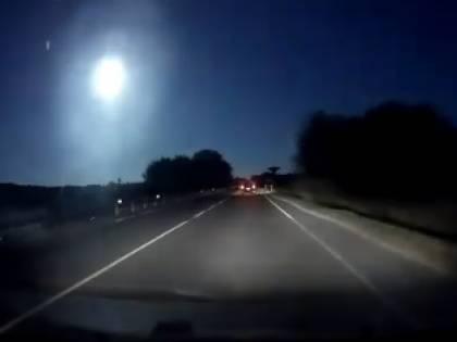 Meteorite in Sardegna, esplosione pari a quella di 86 tonnellate di tritolo