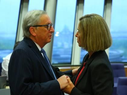 Bufera su Juncker e Mogherini: arrestata la loro procuratrice