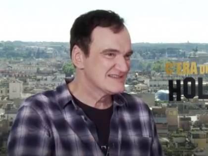 """Quentin Tarantino: """"La verità su Brad Pitt a torso nudo"""""""