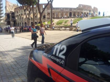 Roma, cinque arresti per furto in 24 ore