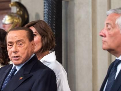 """Berlusconi lancia l'allarme: """"La Sicilia è sull'orlo del suicidio"""""""