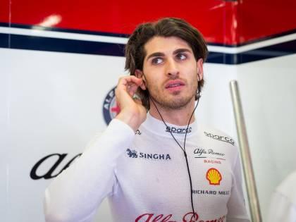 Formula1: Giovinazzi e l'altra Italia