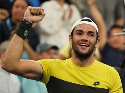 Tennis, l'ascesa di Matteo Berrettini: 12 mesi da sogno