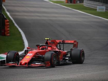 Formula Uno, Monza: Leclerc in pole. Ultimo tentativo sotto investigazione