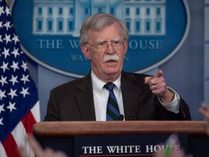 """Trump boccia Bolton: """"Con lui saremmo a sesta guerra mondiale"""""""