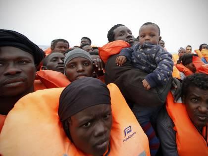 La doppiezza dei giallorossi che chiudono i migranti in Libia
