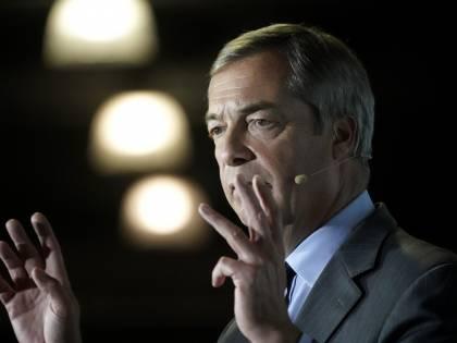 """Brexit, Il trionfo di Farage: """"Ce l'abbiamo fatta"""""""