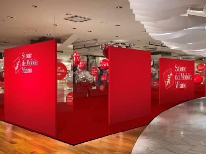 Il Salone del Mobile.Milano porta a Tokyo la sua storia e quella del design italiano