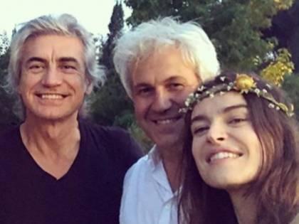 Kasia Smutniak si sposa in gran segreto dopo la morte di Pietro Taricone